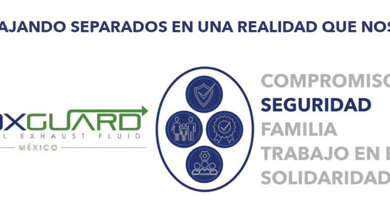 ¡Equipo Noxguard, comprometidos con México!