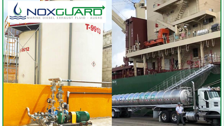 La Urea Marítima (AUS 40) llega a México de la mano de Noxguard!