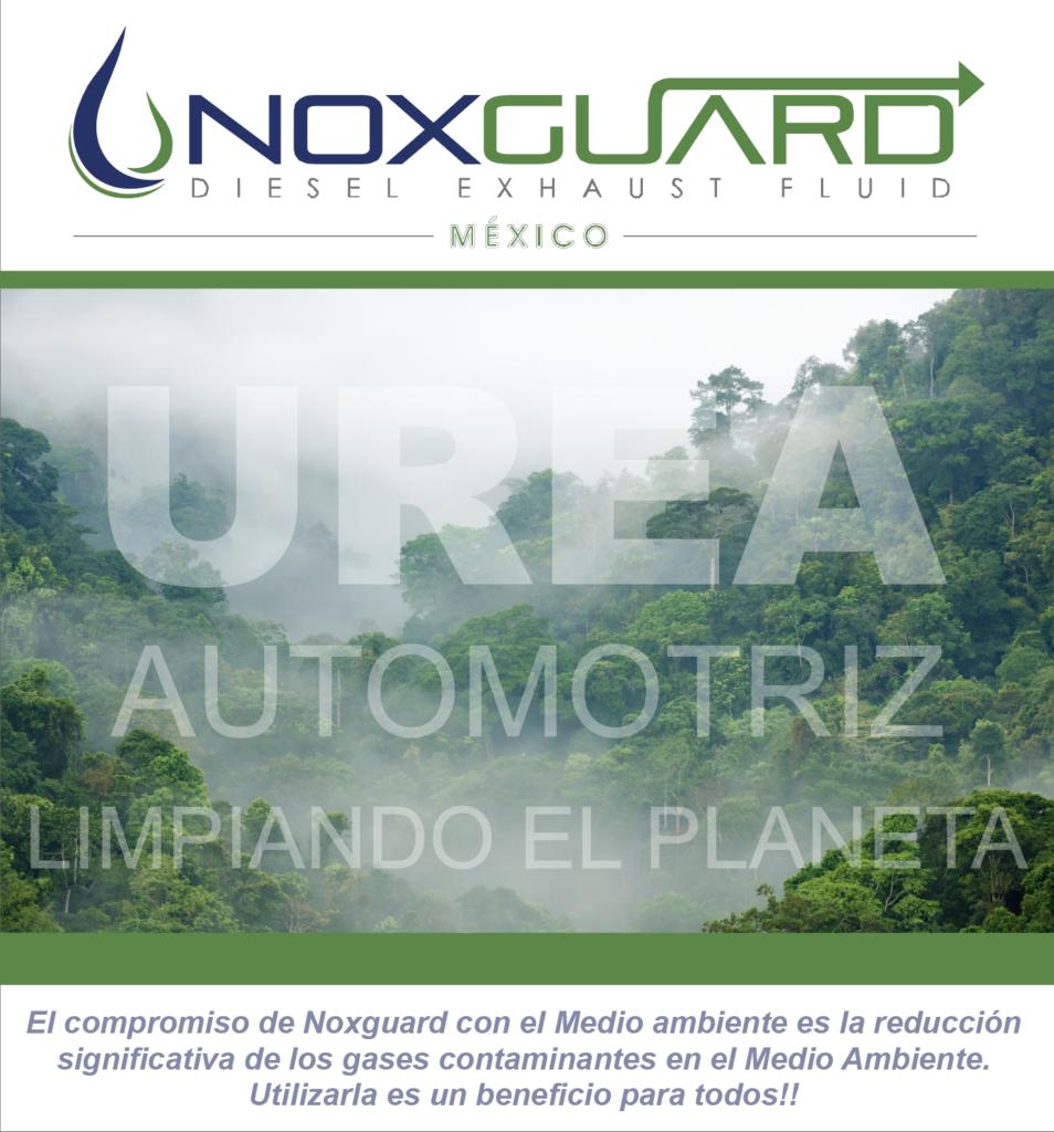 noxguard contribuye al medio ambiente